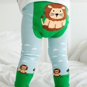Other - baby lion leggings
